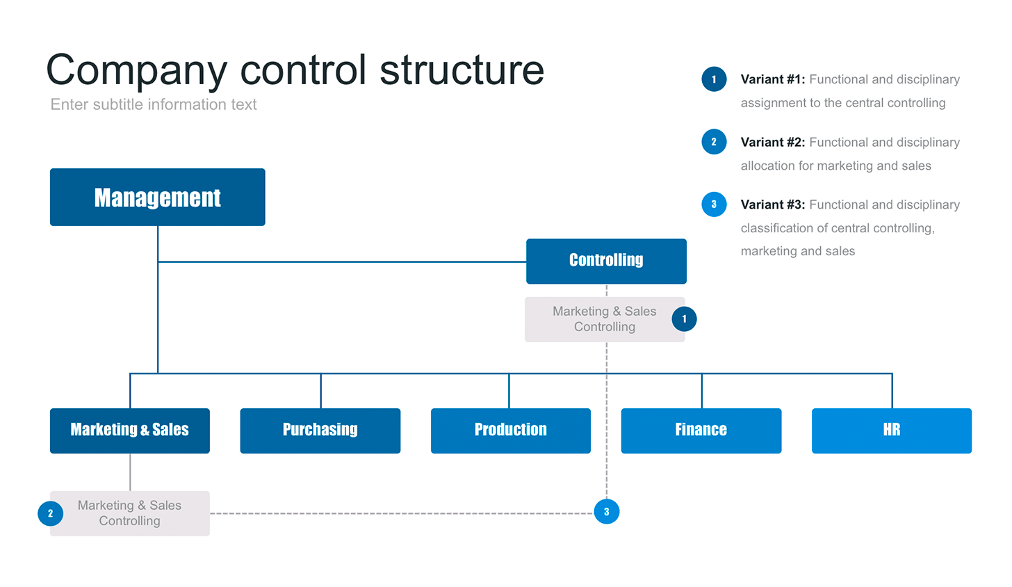 Company structure PPT
