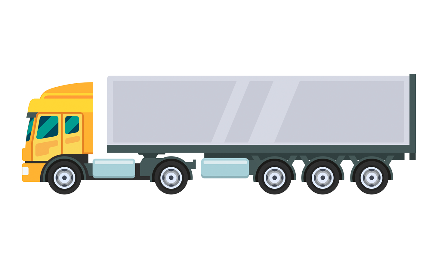 Ppt Trucks Template For Powerpoint Free Download Now
