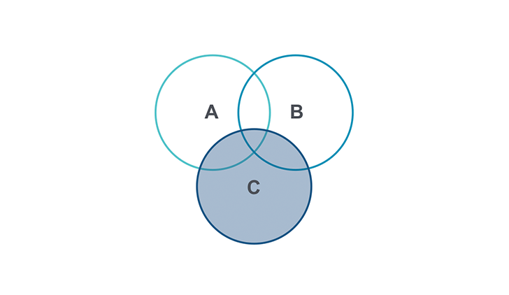 Venn Diagram PPT type 3