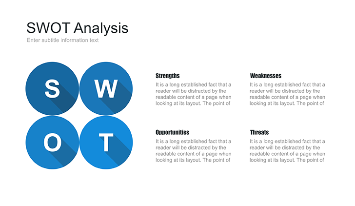 Swot Ppt Template For Google Slides Or Powerpoint Free Download Now