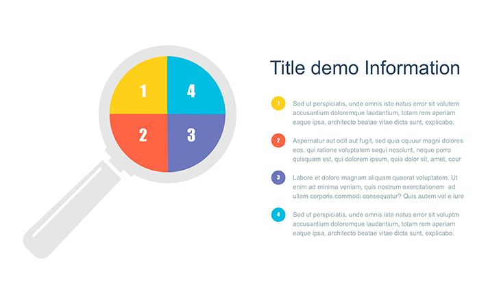 Infographics templates Google Slides