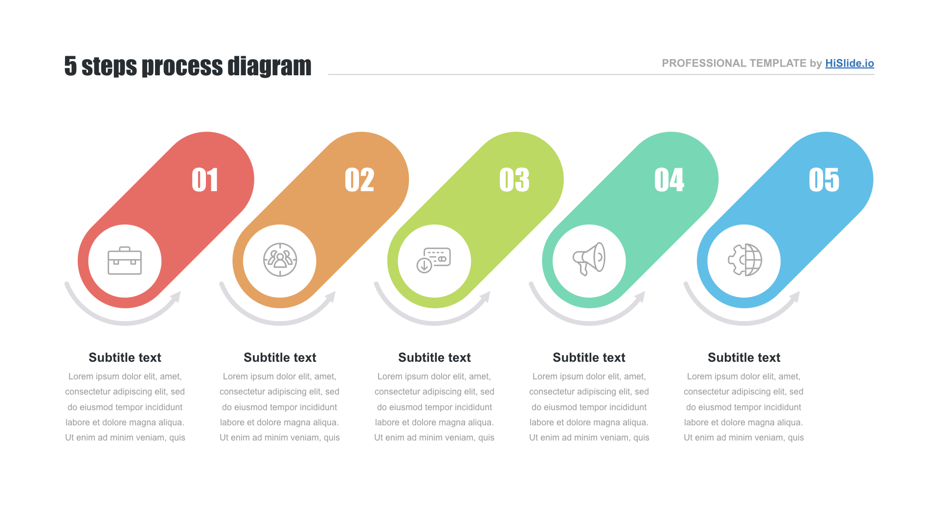 Google docs infographic template