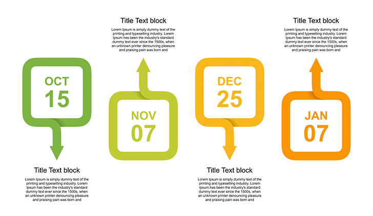 Timeline Free Template For Keynote  Key