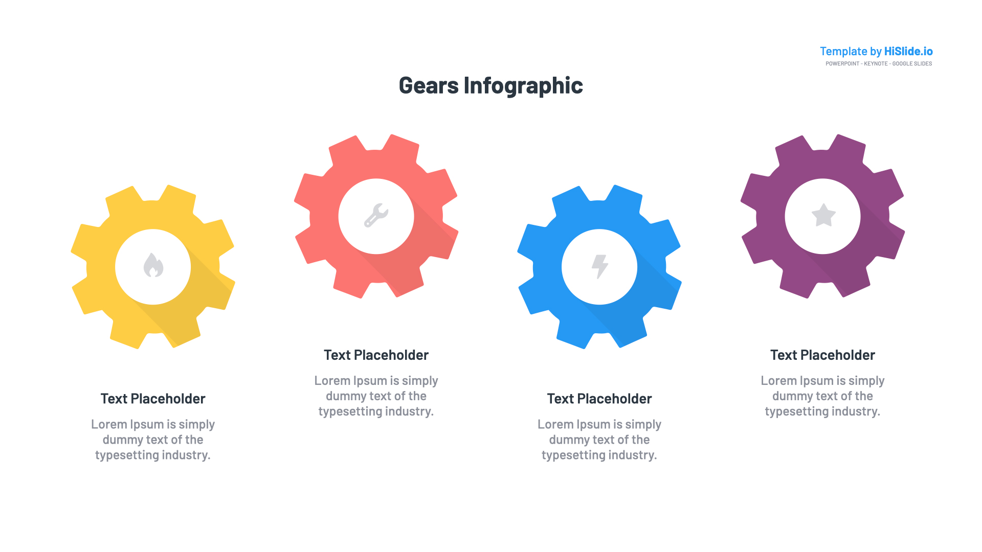 Free Gears for Keynote