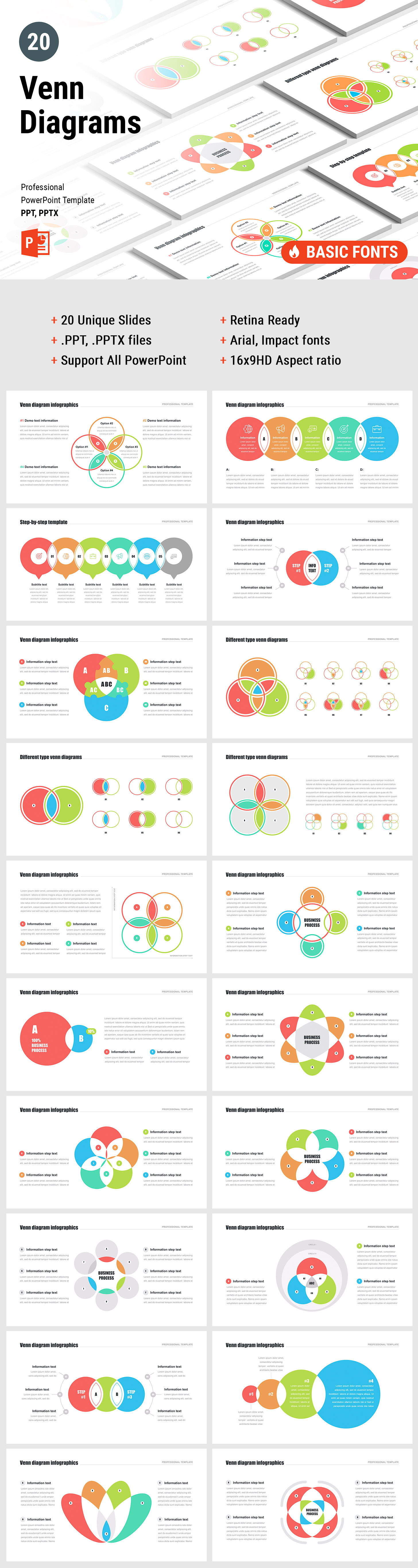 venn-diagram-powerpoint-template-pack