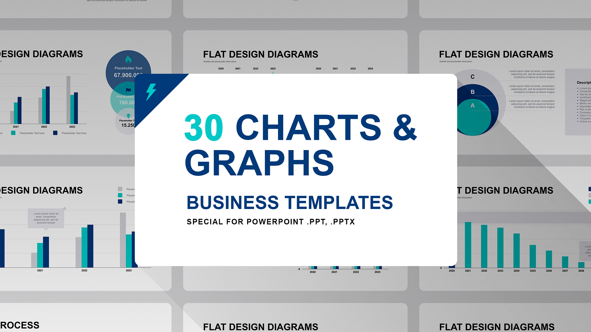 Graphs and Charts in Powerpoint