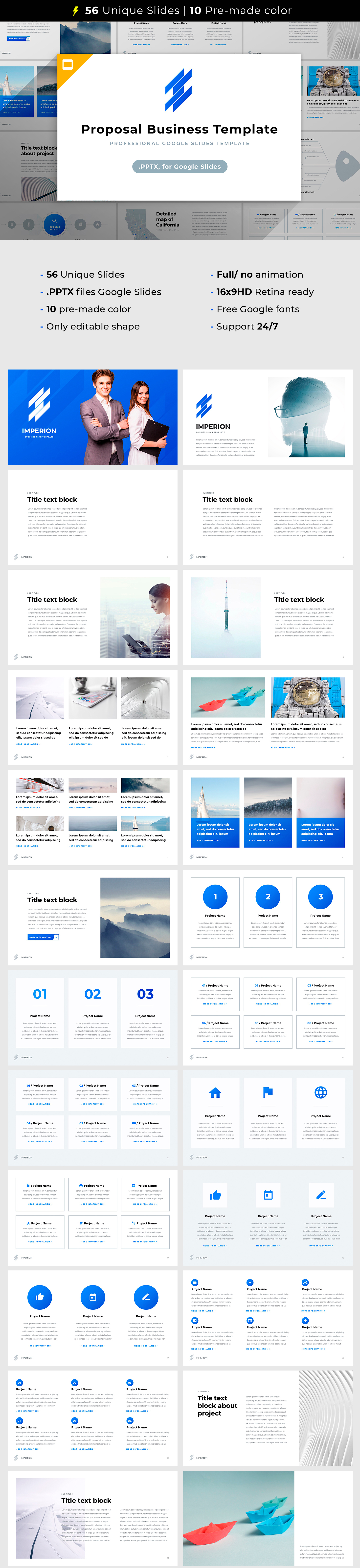 google-business-proposal-template