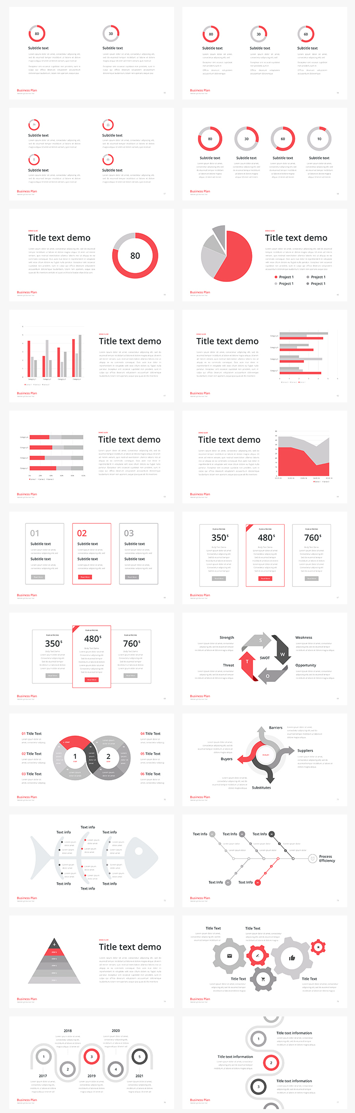 Business-Plan – Multipurpose-Keynote-Template