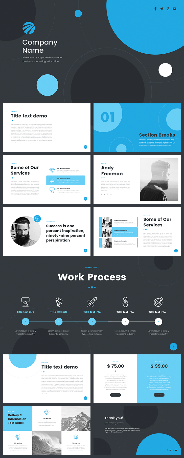 company-profile-presentation-template-free